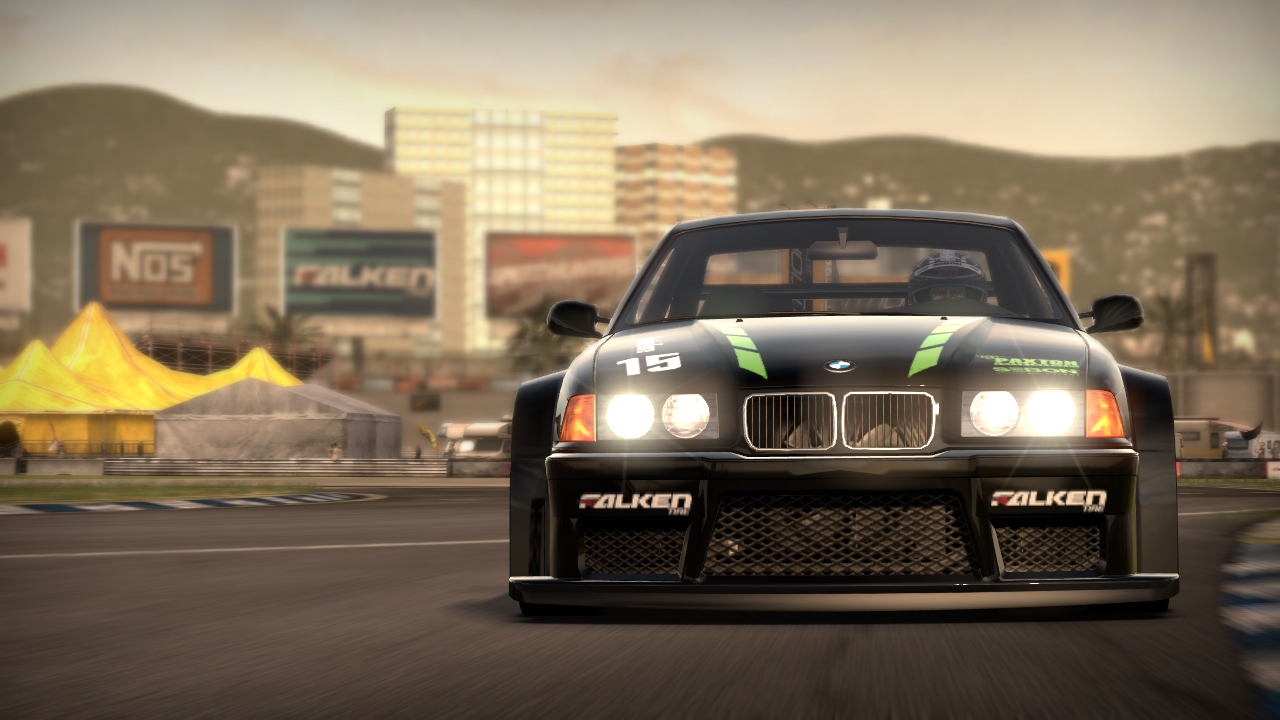 Need For Speed Shift features nearly 70 licensed cars, and they look amazing